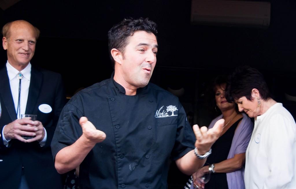 Chef Nick Difu Helps Kids Pursue Dreams