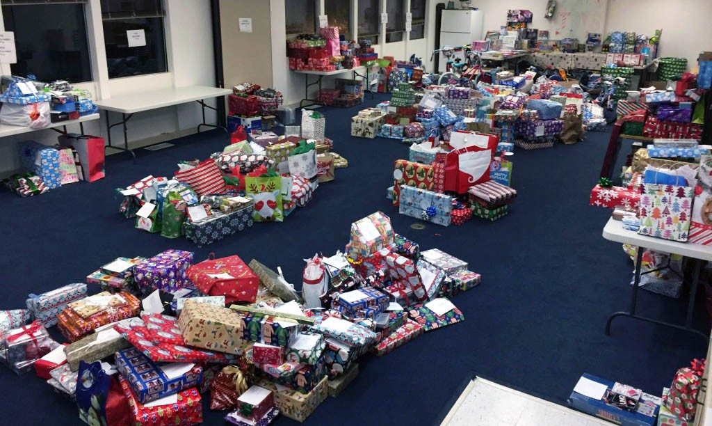 Holiday Giving Program Exceeds Past Records